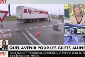 Ludovine de La Rochère (LMPT) soutient les gilets jaunes