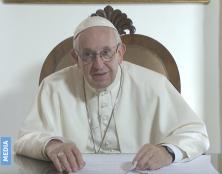 Doctrine sociale de l'Eglise : le pape plaide pour « le risque de la liberté »