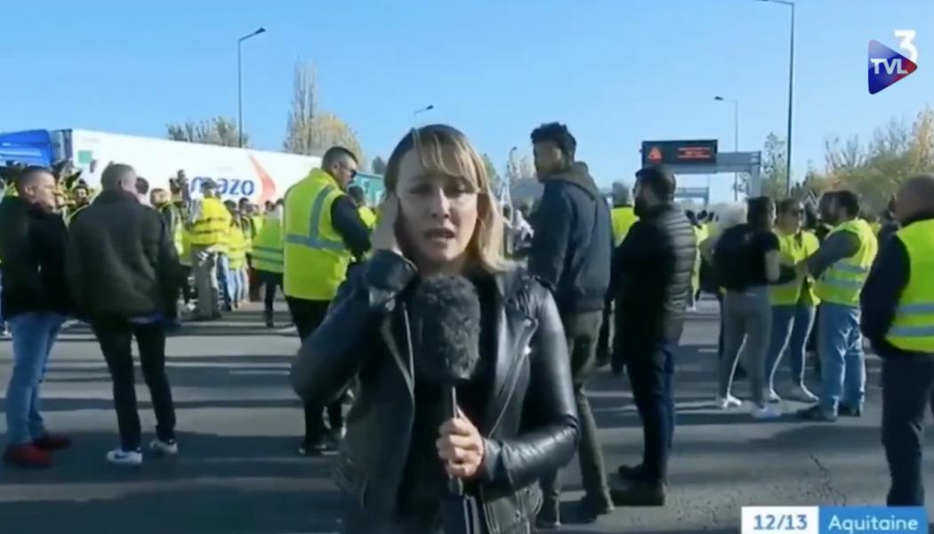 I-Média : Les gilets jaunes face aux médias
