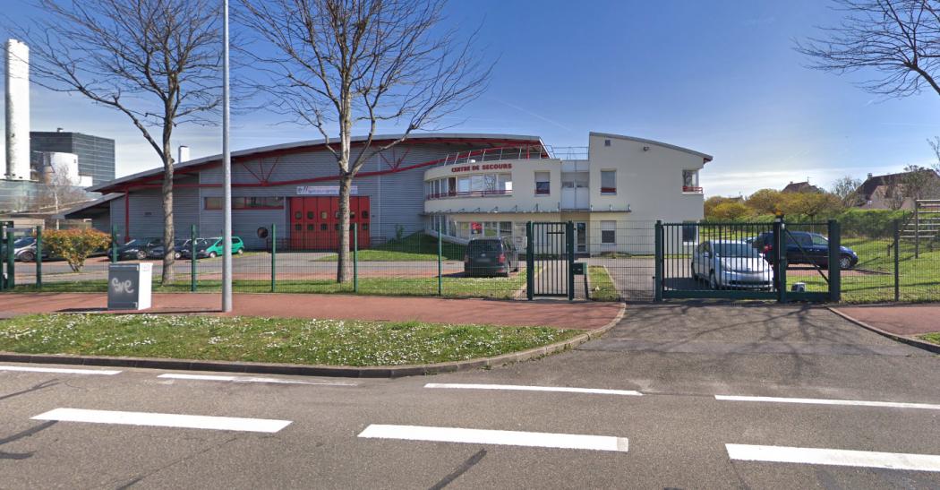 Le gymnase des pompiers de Chatou réquisitionné pour les immigrés