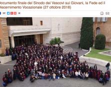 Synode des évêques : un document introuvable en français