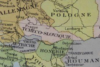 Macron à Prague et à Bratislava, ou la réécriture de l'histoire
