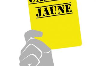 Gilets jaunes ce jour : 23 000 selon Gaztaner, 750 000 selon les syndicats de policiers