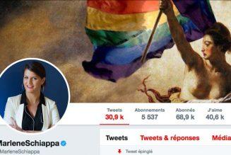 Pour Marlène Schiappa, tout le monde est homophobe (Manif pour Tous, Sens Commun, Wauquiez, Ménard, Le Pen…)