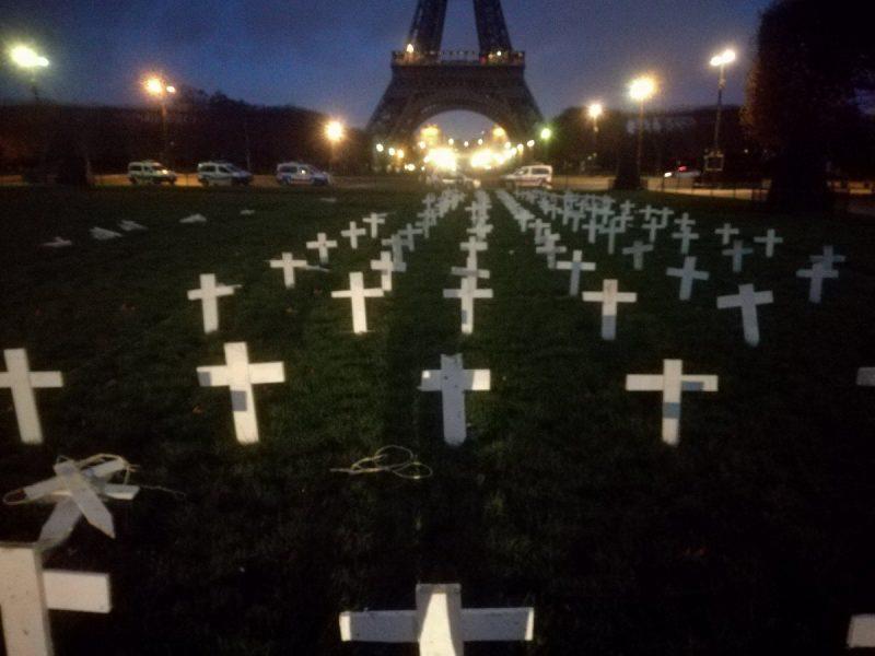 En ce 13 novembre, l'AF rend hommage aux victimes du terrorisme