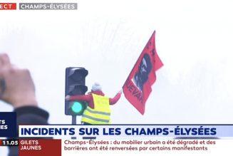 Les Gilets jaunes font exploser La France Insoumise