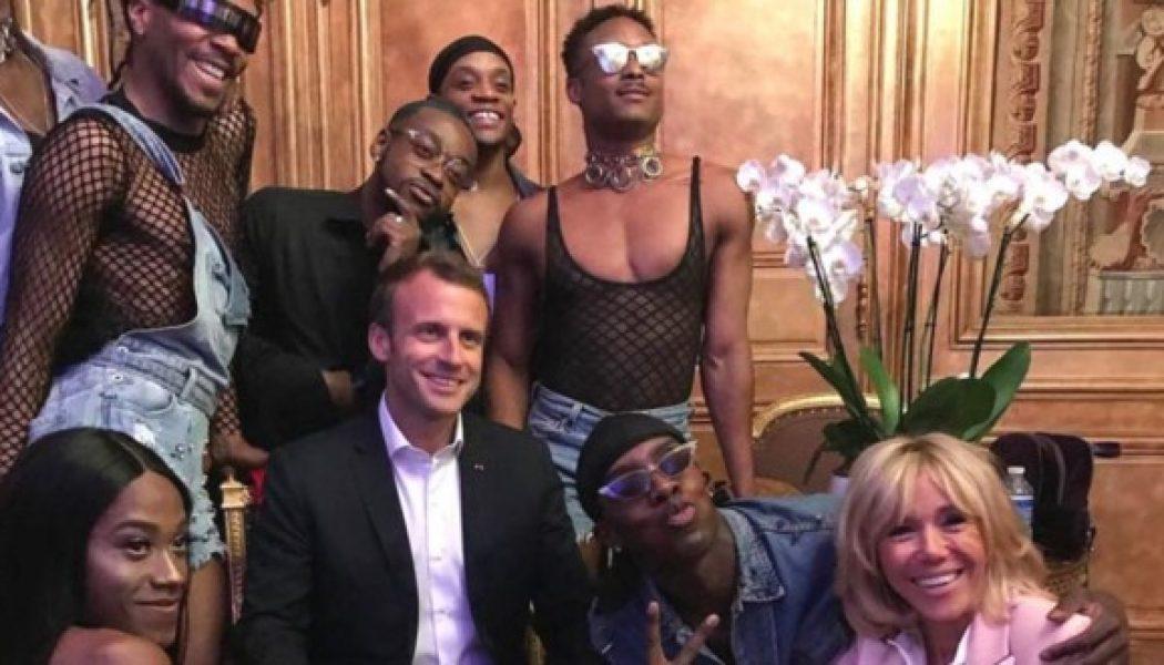 Emmanuel Macron est un indécent baratineur narcissique faisant une médiocre politique de marketing électoraliste