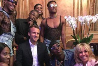Le goût très sûr d'Emmanuel Macron