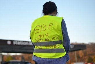 Gilets jaunes : quand Macron fuit et envoie le peuple contre le peuple