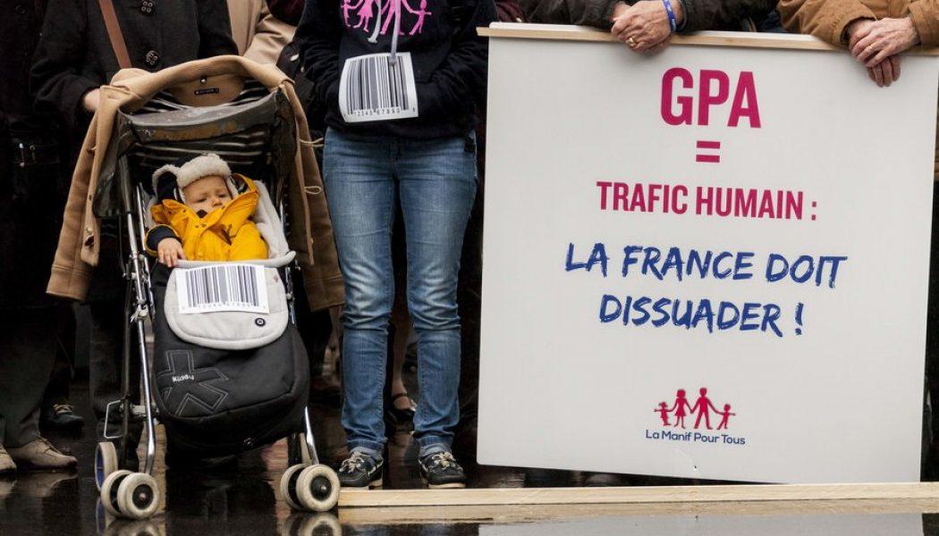 Lacune du droit français : la vente d'enfant n'est pas pénalement condamnée