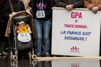 Un site de GPA sera inaccessible sur le territoire français