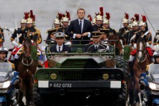 Macron va-t-en guerre : Une armée européenne contre la Russie ?