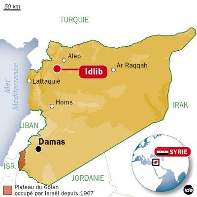 Syrie : la bataille pour Idlib a commencé