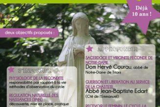 Journée pour tous les prêtres lundi 21 janvier à Versailles : Chasteté sacerdotale ou conjugale, raison conjointe d'espérer