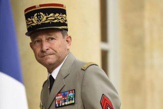 """Général de Villiers : """"on a perdu pratiquement toutes les paix"""""""