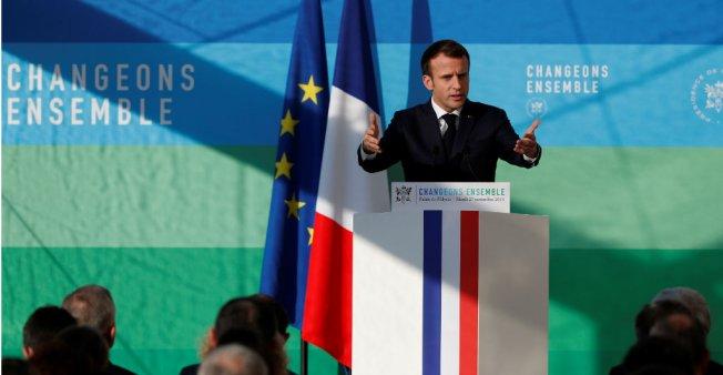 Européennes : la campagne électorale d'Emmanuel Macron se chiffre déjà à 12 millions d'euros