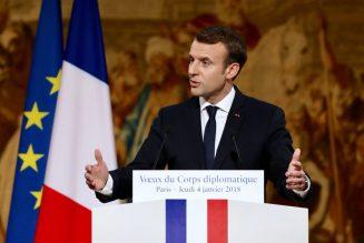 Macron utilise son pseudo-débat pour faire sa campagne européenne et municipale