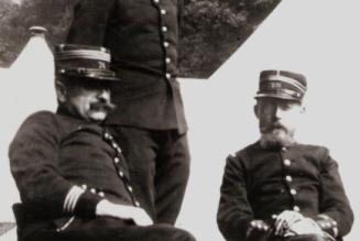 """Hommage aux officiers français : """"J'ai vu mourir mon lieutenant Charles Péguy"""""""