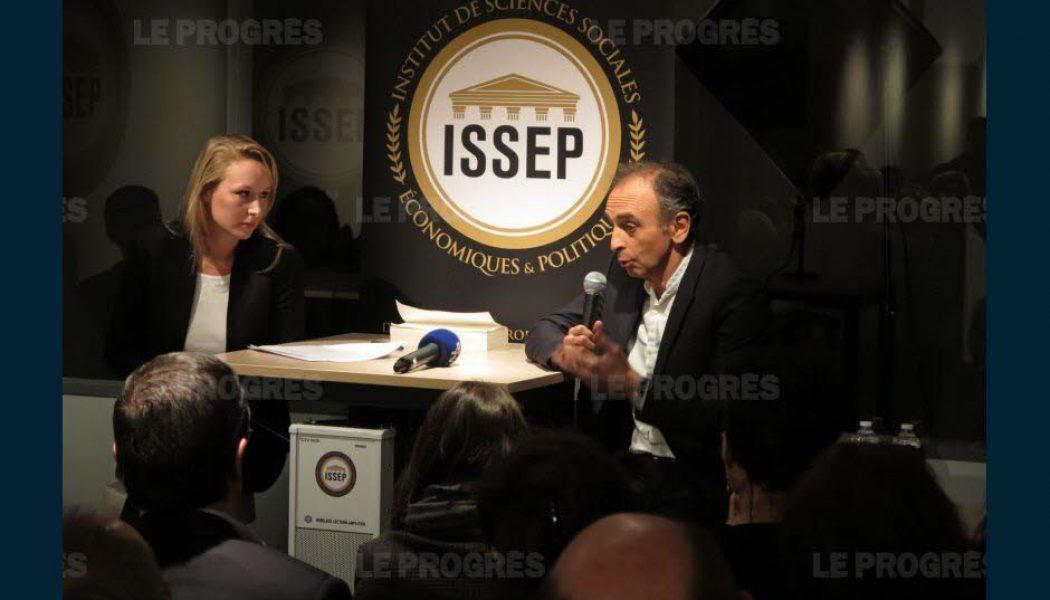"""Marion Maréchal : """"Jamais, je n'entrerai dans le jeu d'un conflit avec Marine Le Pen"""""""