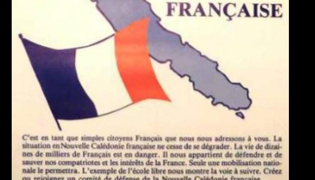 La Nouvelle-Calédonie c'est la France