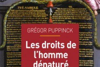 Un livre pour comprendre l'évolution des droits de l'homme