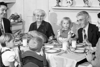 Les bonnes vertus du repas en famille