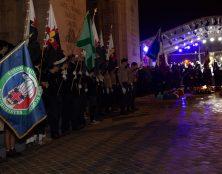 L'Union Nationale des Scouts Parachutistes rend hommage aux soldats de la Grande Guerre