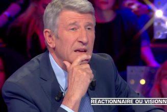 """Philippe de Villiers : """"Depuis 30 ans, on ne peut plus parler"""""""