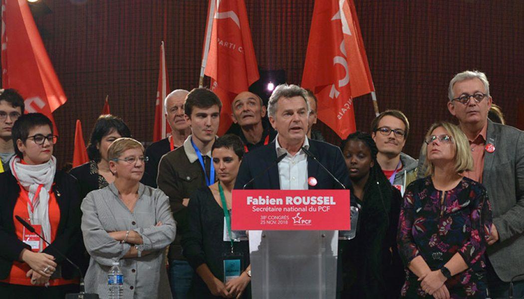 Fin 2018, il y a toujours un Parti communiste en France