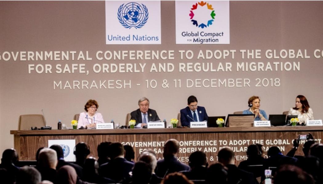 Le Pacte mondial pour les migrations ratifié à l'ONU