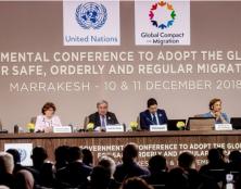 Le mondialisme du pacte de Marrakech