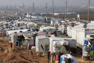 Le Liban et la Syrie organisent le retour des réfugiés
