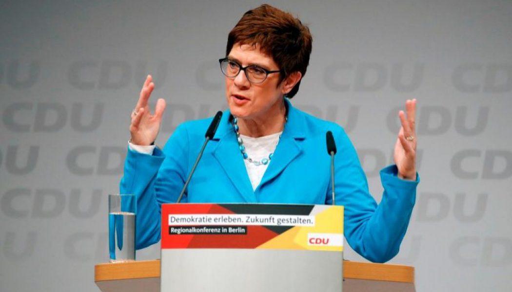 Allemagne : la nouvelle patronne de la CDU hostile à l'avortement et à la dénaturation du mariage ?