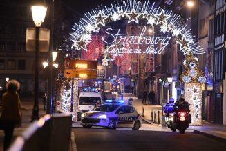 Le marché de Noël de Strasbourg est un lieu hautement symbolique