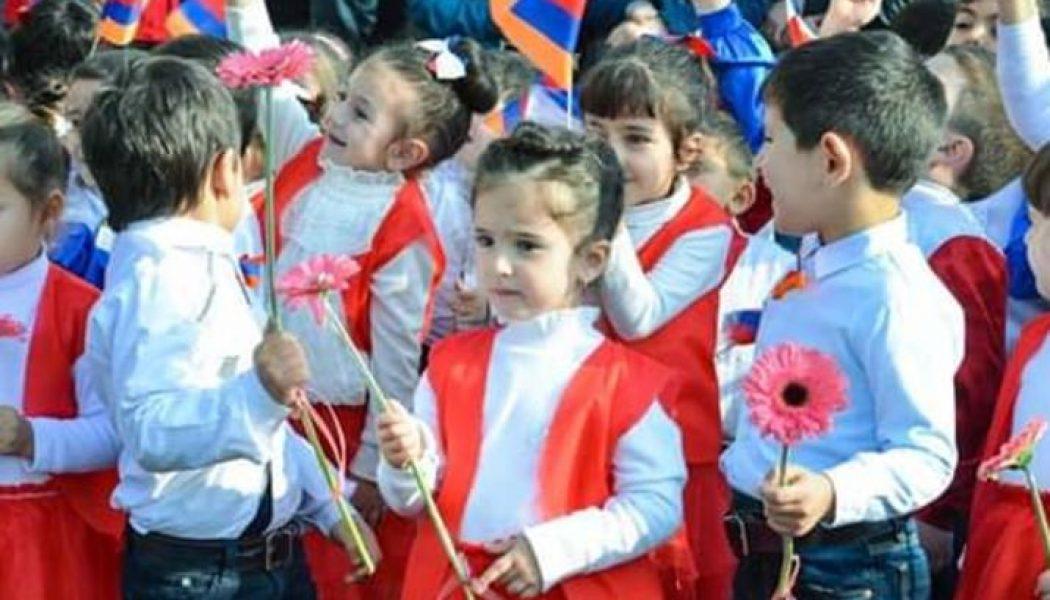Aidons les enfants d'Arménie