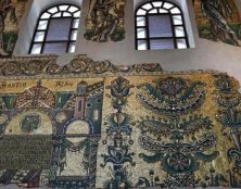Les mosaïques de la Basilique de la Nativité, à Bethléem, ont retrouvé leur éclat