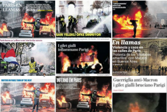 La France est devenue la risée de la presse internationale