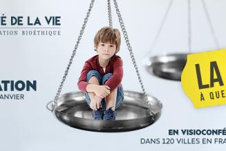 Alliance VITA lance son Université de la vie 2019 sur le prix de la vie