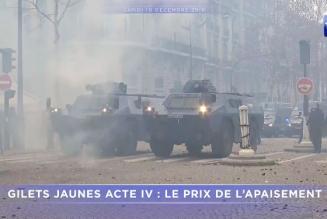 Les Gilets jaunes attendent sans espoir les paroles d'Emmanuel Macron