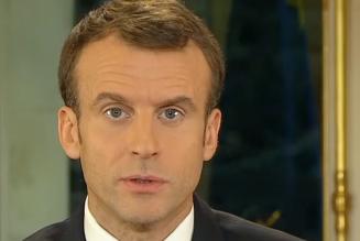 Emmanuel Macron croit encore au Père Noël
