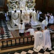Ordination sacerdotale chez les Missionnaires de la Miséricorde divine