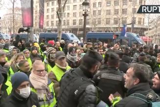 Acte 5 : les Gilets jaunes à Paris – En direct