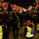 Gyros bleus : Des policiers en colère à deux pas de l'Élysée