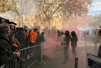 Tensions en Catalogne avec les indépendantistes