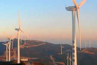 Les collusions dans le secteur de l'éolien