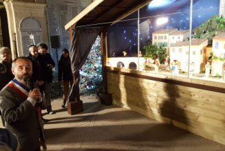 La crèche de Béziers sera déplacée sur le parvis de la mairie