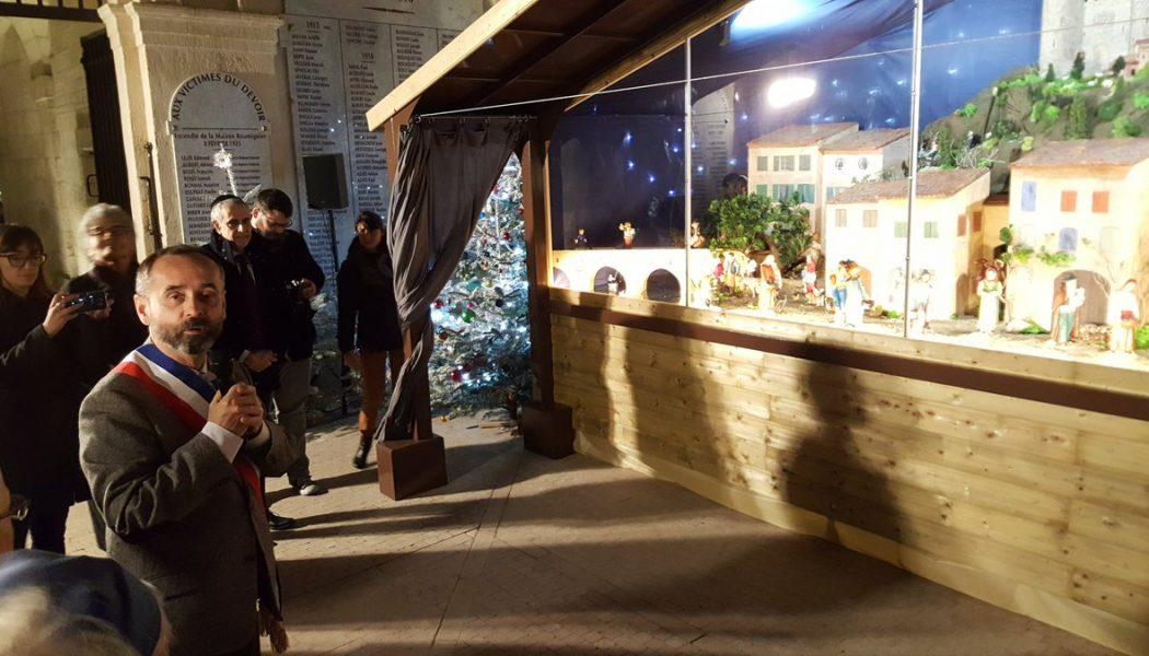 L'État laïcard attaque encore la crèche de Noël de la mairie de Béziers