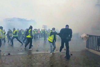 Acte IV des Gilets jaunes : un syndicat de policiers appelle à la grève
