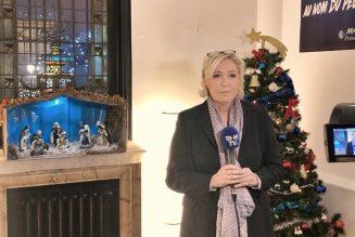 Est-ce interdit de montrer une crèche de Noël sur BFMTV ?