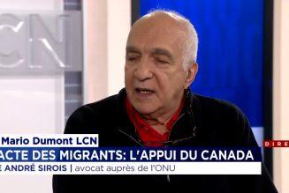 """Un avocat auprès de l'ONU : """"Le pacte de Marrakech est un piège"""""""